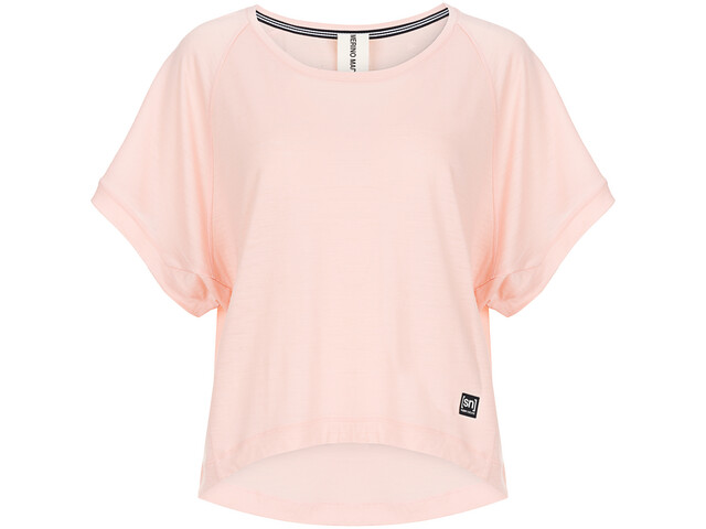 super.natural Motion Peyto Camiseta Mujer, blush